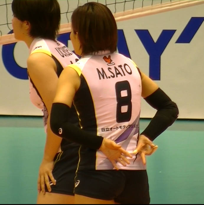 Volleyball players like itブログ佐藤美弥 (20)