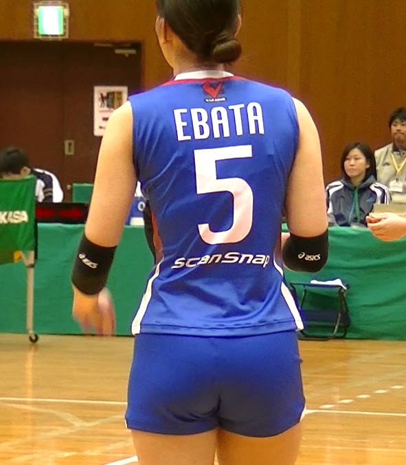Volleyball players like it! ブログ江畑幸子 (51)