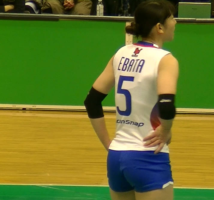 Volleyball players like it! ブログ江畑幸子 (32)