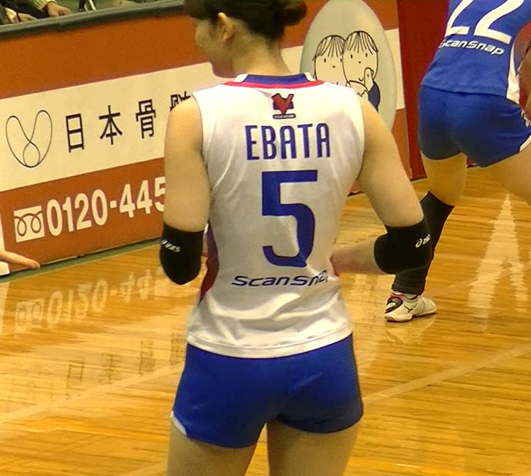 Volleyball players like it! ブログ江畑幸子 (5)
