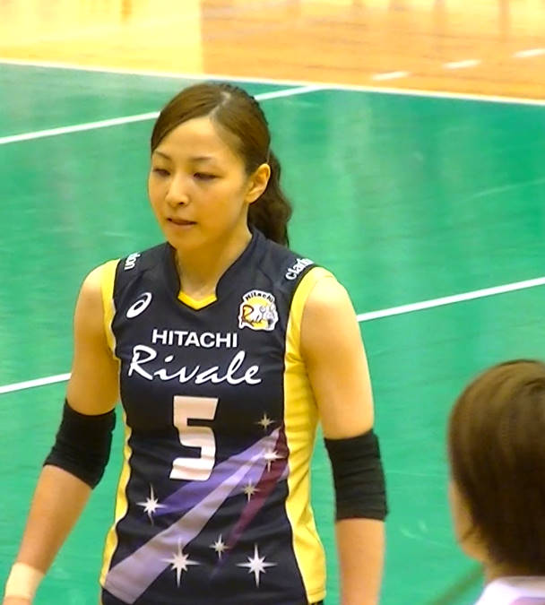 Volleyball players like itブログ佐藤あり紗 (65)
