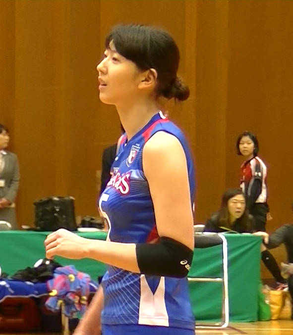 Volleyball players like it! ブログ江畑幸子 (53)