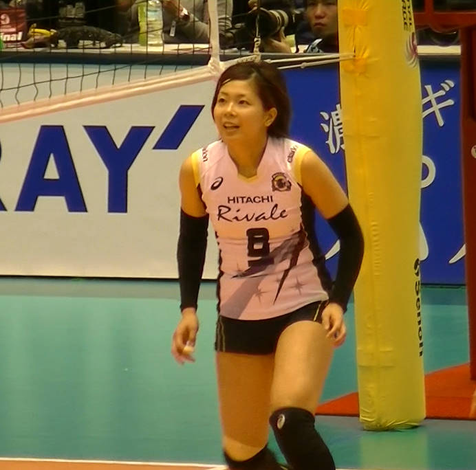 Volleyball players like itブログ佐藤美弥 (24)