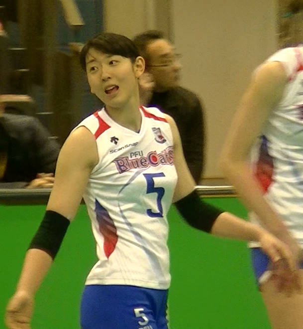 Volleyball players like it! ブログ江畑幸子 (18)