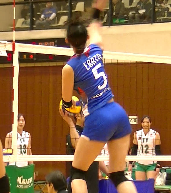 Volleyball players like it! ブログ江畑幸子 (57)