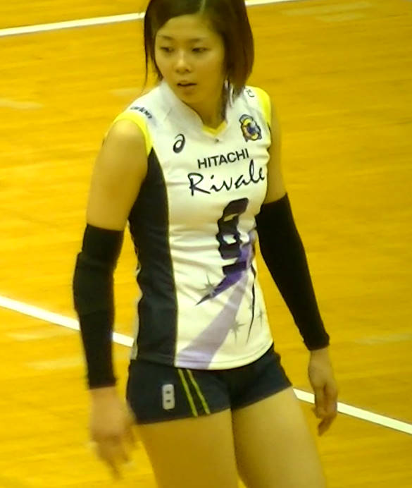 Volleyball players like itブログ佐藤美弥 (45)