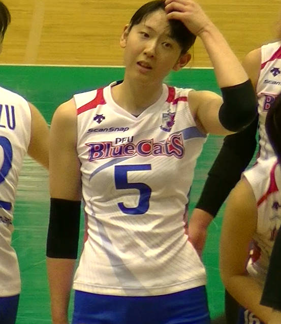 Volleyball players like it! ブログ江畑幸子 (27)