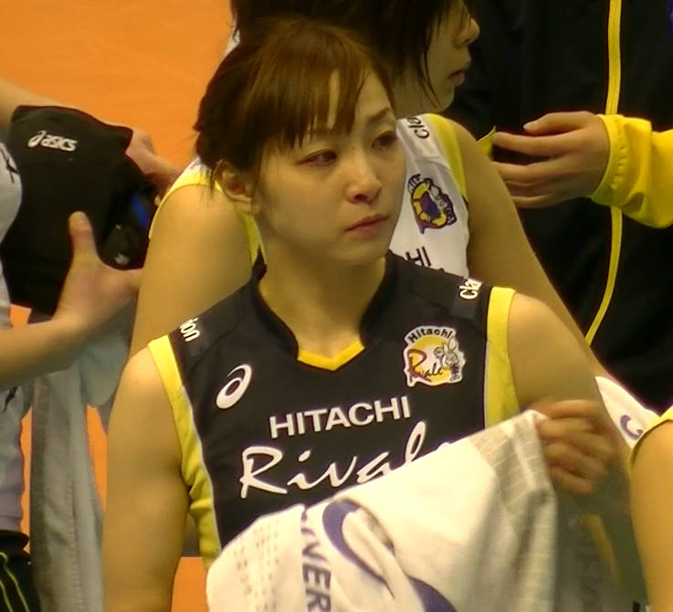 Volleyball players like itブログ佐藤あり紗 (32)