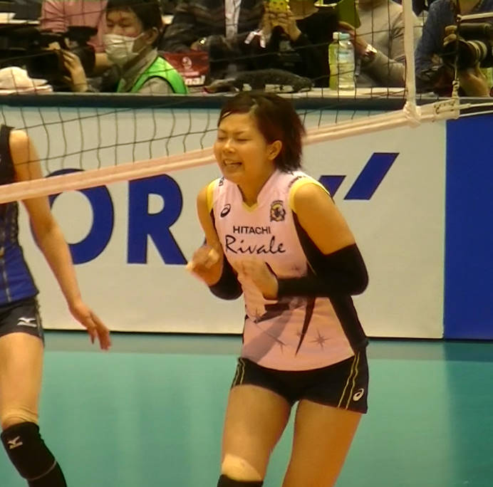 Volleyball players like itブログ佐藤美弥 (25)