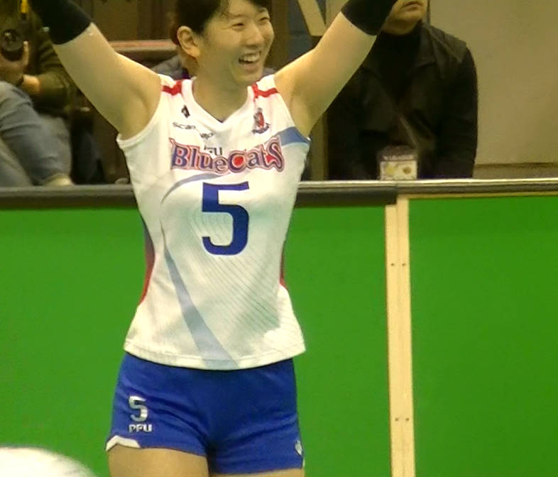 Volleyball players like it! ブログ江畑幸子 (11)