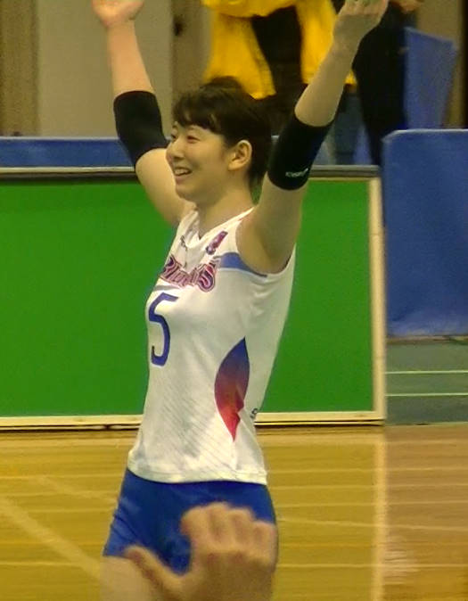 Volleyball players like it! ブログ江畑幸子 (47)