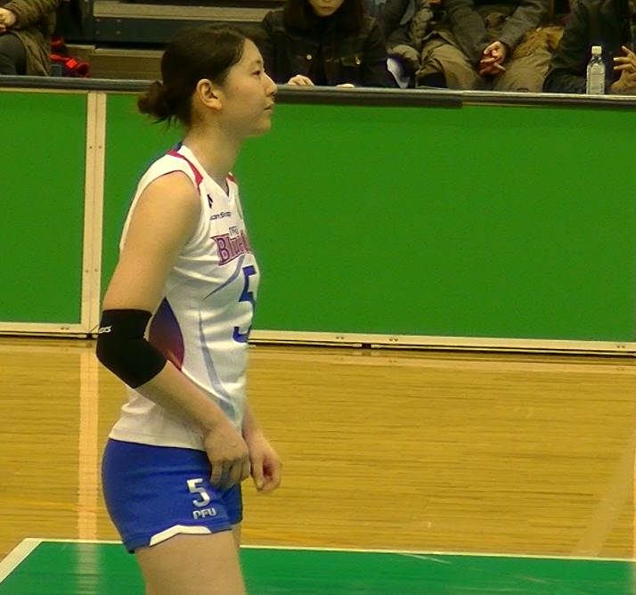 Volleyball players like it! ブログ江畑幸子 (35)