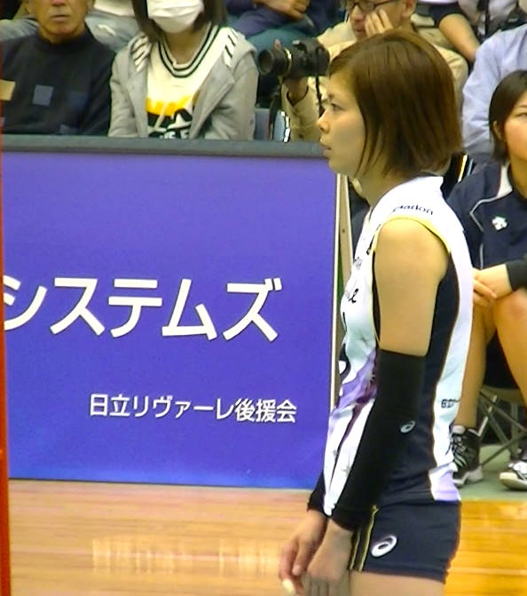 Volleyball players like itブログ佐藤美弥 (8)