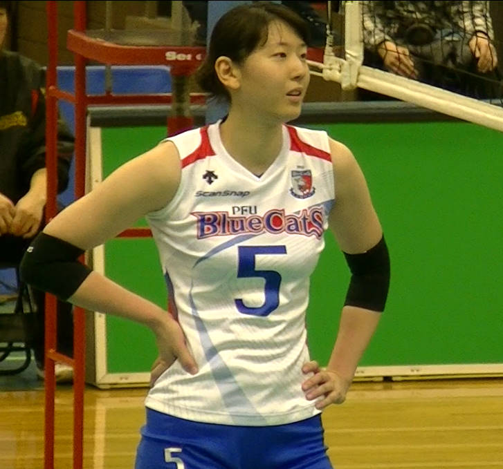 Volleyball players like it! ブログ江畑幸子 (38)