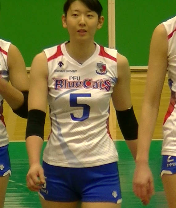Volleyball players like it! ブログ江畑幸子 (20)