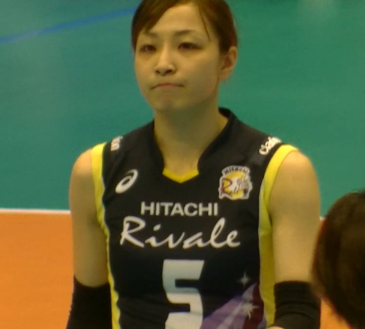 Volleyball players like itブログ佐藤あり紗 (9)