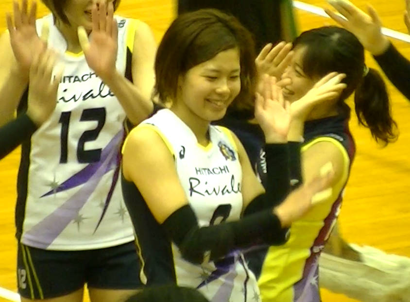 Volleyball players like itブログ佐藤美弥 (34)