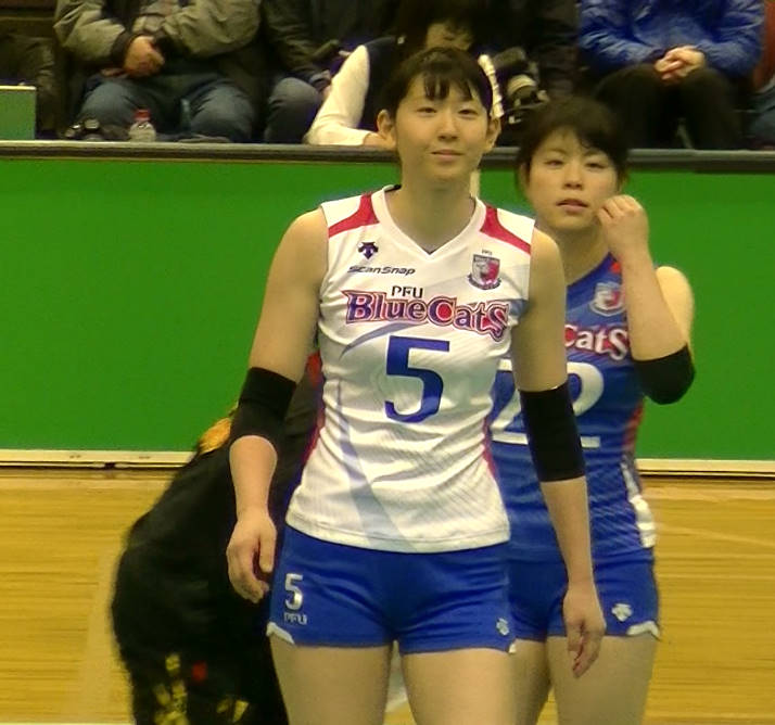 Volleyball players like it! ブログ江畑幸子 (33)