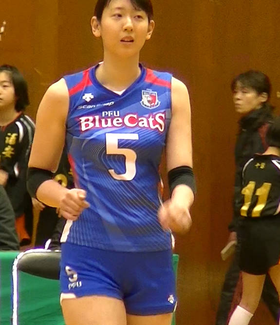 Volleyball players like it! ブログ江畑幸子 (61)
