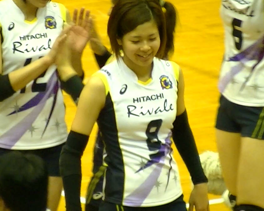 Volleyball players like itブログ佐藤美弥 (36)