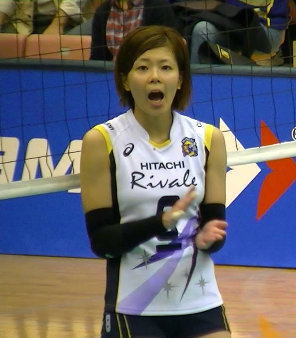 Volleyball players like itブログ佐藤美弥 (1)