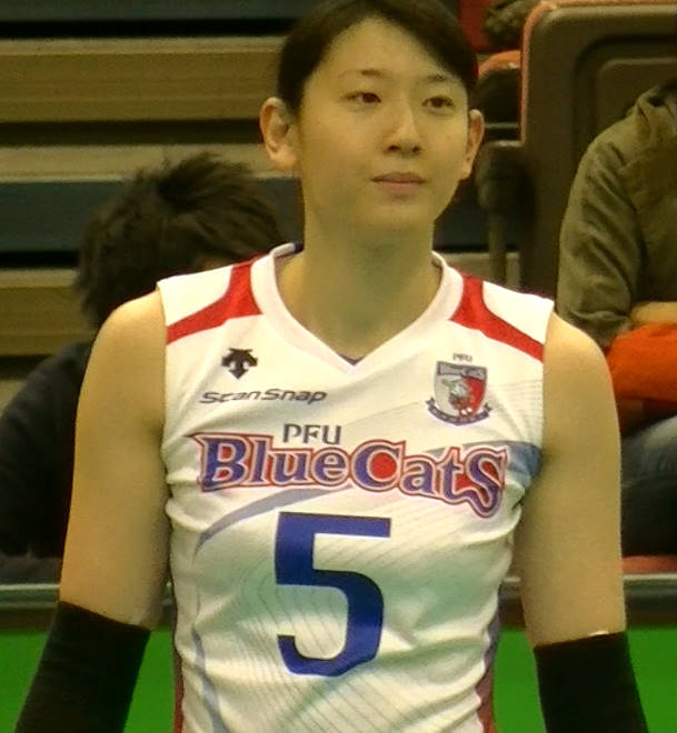Volleyball players like it! ブログ江畑幸子 (19)