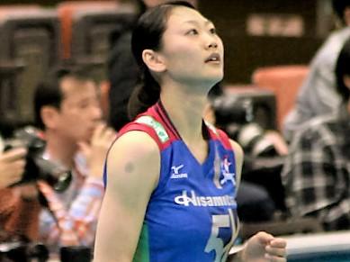 水田祐未選手(Yumi Mizuta)