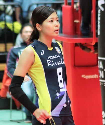 佐藤美弥選手の静止画像