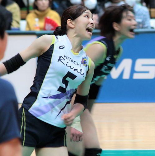 佐藤あり紗選手(Arisa Sato)の静止画像です