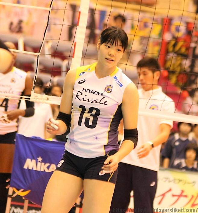 長内美和子選手(Miwako Osanai)