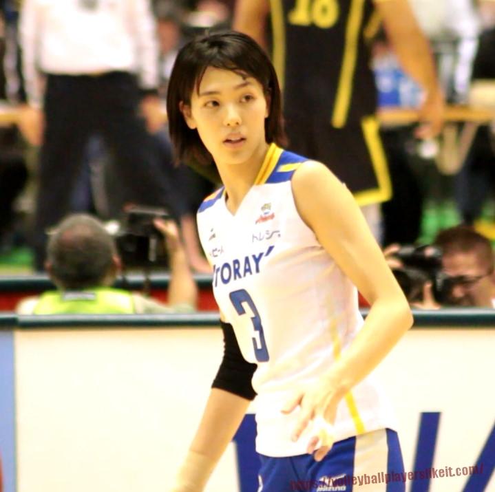 迫田さおり選手(Saori Sakoda)