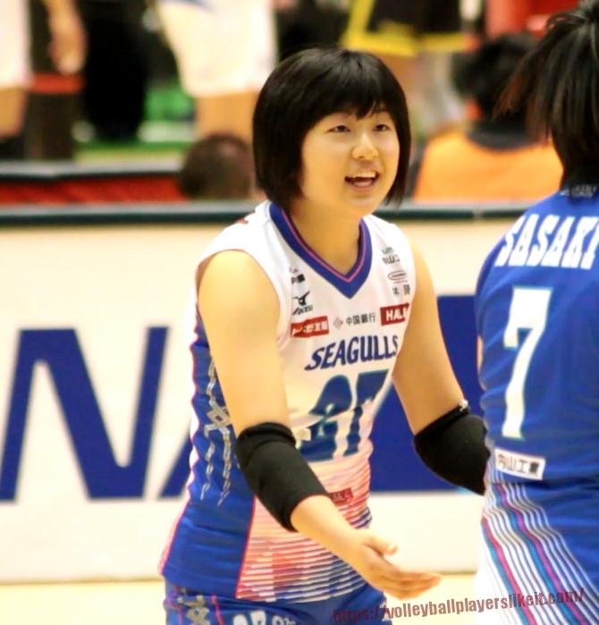 楢崎慈恵選手