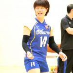 吉本梓穂選手20161119