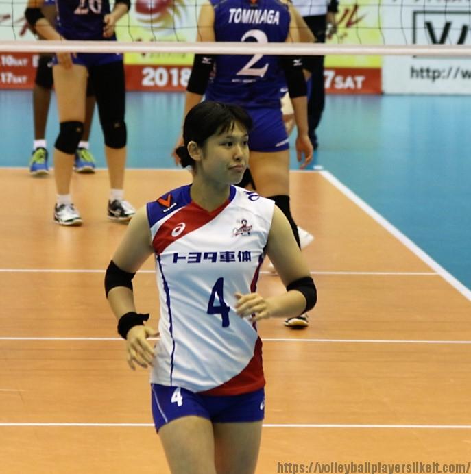 比金桃子選手(Momoko Higane)