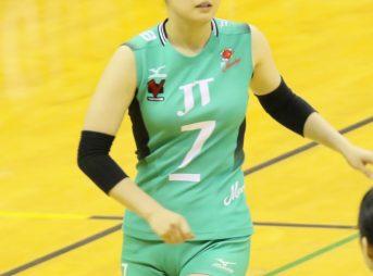 田中美咲選手(Misaki Tanaka)