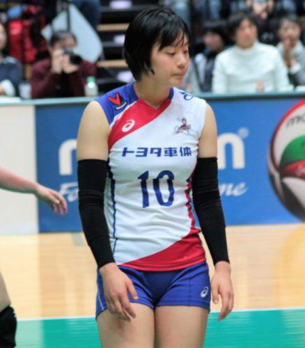 小田桃香選手