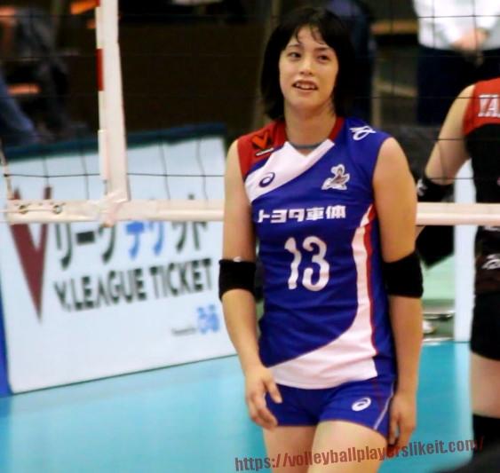 村永奈央選手