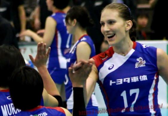 ポリーナ・ラヒモワ選手(Polina RAHIMOVA)
