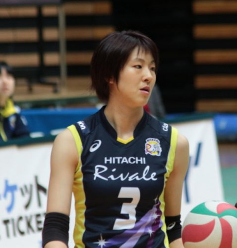 井上奈々朱選手