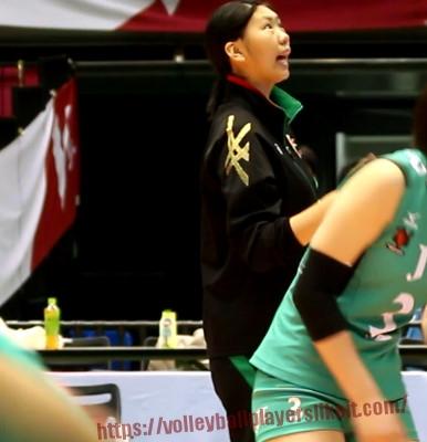 木村千春選手