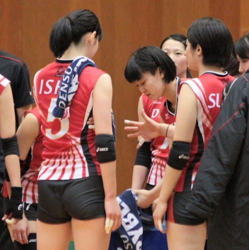 石井里沙選手 Risa Ishii