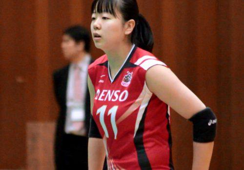 11 番 ミドルブロッカー 宮本菜月選手 Natsuki Miyamo