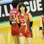 井上愛里沙選手(Arisa Inoue)