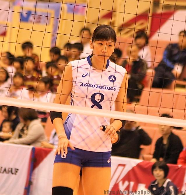 松本亜弥華選手(Ayaka Matsumoto)
