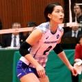2番セッター 冨永こよみ選手(Koyomi Tominaga)