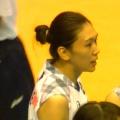 8番ミドルブロッカー 松本亜弥華選手(Ayaka Matsumoto)