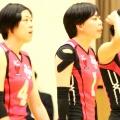仙台ベルフィーユ【V・CHALLENGE LEAGUEⅠ SENDAI BELLE FILLE】(Japan Volleyball Professional League)