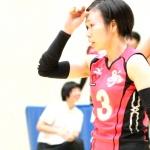 高橋咲妃惠選手(Sakie Takahashi)