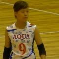 KUROBEアクアフェアリーズ 9番セッター 厨子真帆選手(Maho Zushi)