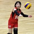 14番リベロ 須田美南選手(Mimami Suda)1 (3)